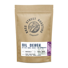 Load image into Gallery viewer, Oil Derek - An Oily Dark Roast Coffee for Cowpokes