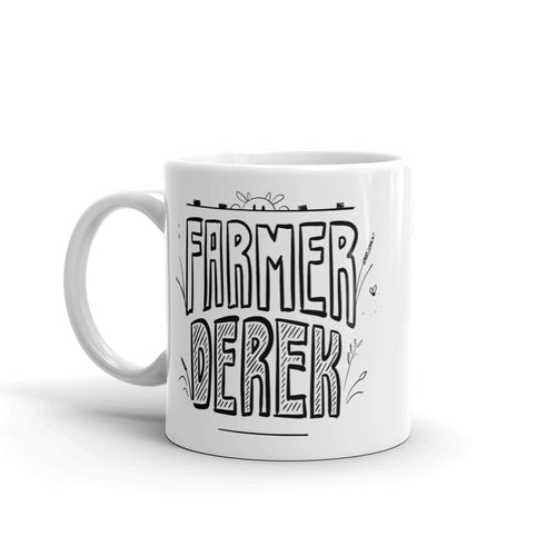 Farmer Derek Coffee Mug