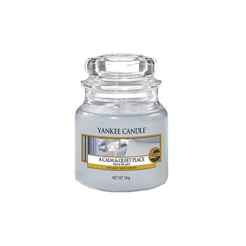 Doftljus 104g A Calm & Quiet Place | Yankee Candle