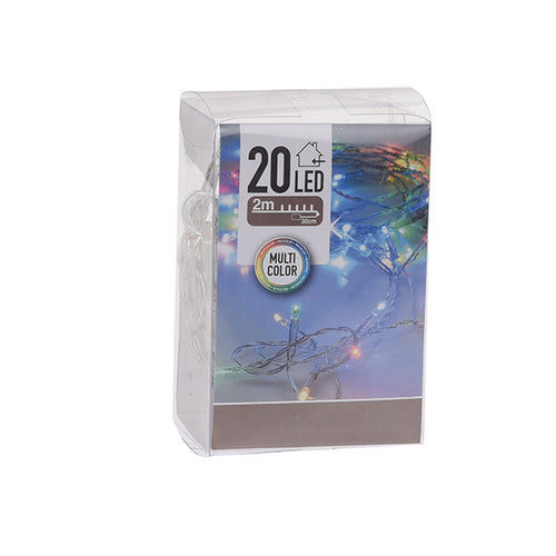 Ljusslinga 20LED Batteri