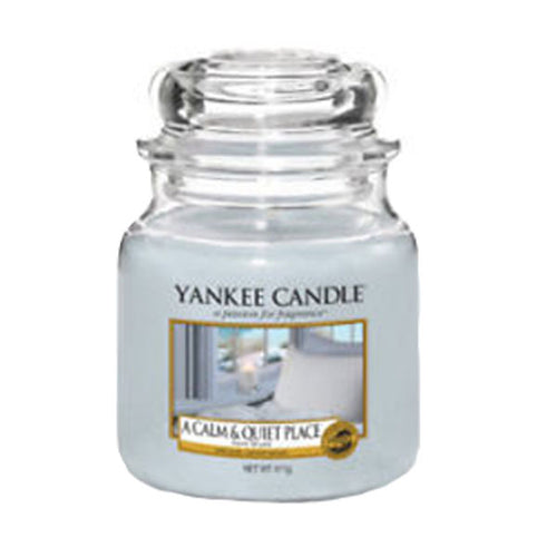 Doftljus 411g A Calm & Quiet Place | Yankee Candle