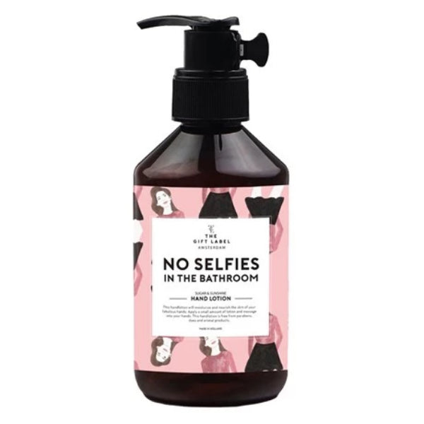 Hand Lotion | No Selfies 250ml