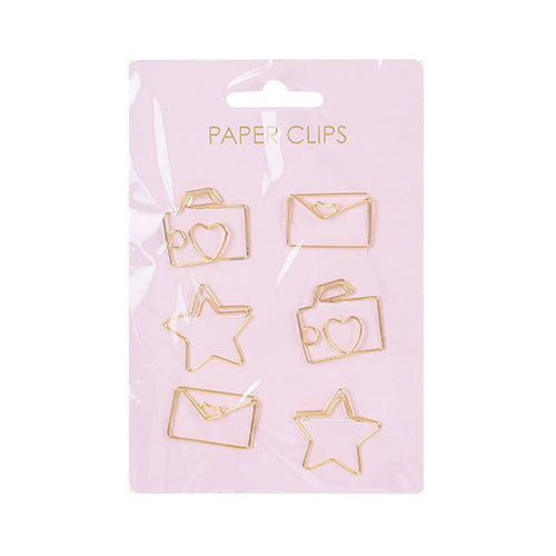 Paper clips | 6-pack