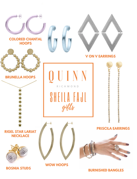 Sheila Fajl Must-Haves