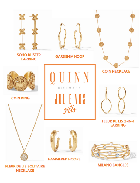 Julie Vos Must-Haves