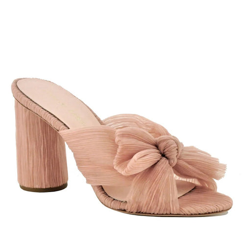Penny Beauty Bow Mule
