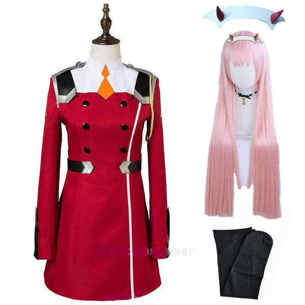 Darling In The Franxx Zero Two Cosplay.