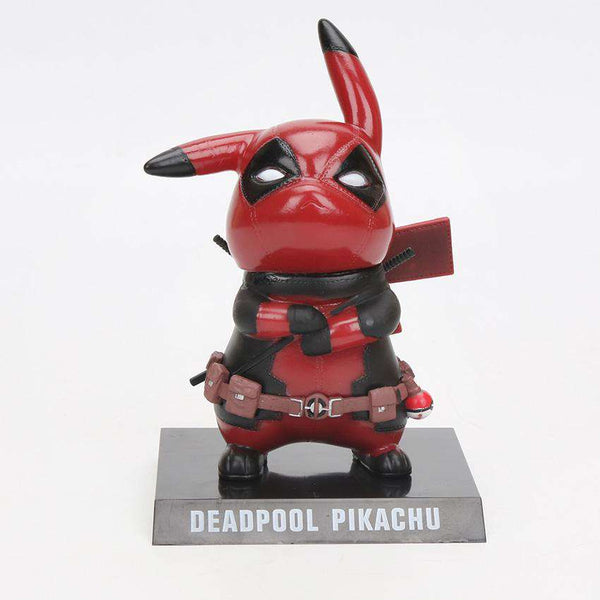 Pokemon Deadpool Pikachu