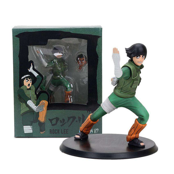 Naruto Rock Lee Figure