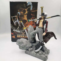 Figura de acción de One Piece Mihawk