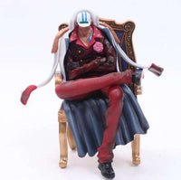 Colección One Piece Navy Admiral Action Figure