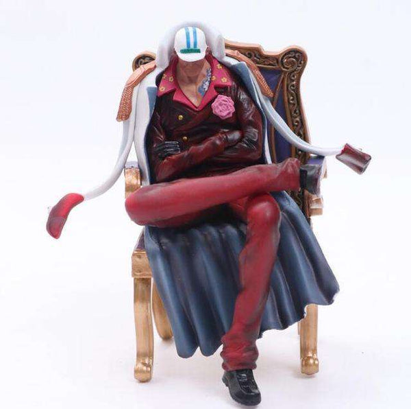 One Piece Navy Admiral Action Figure Collection