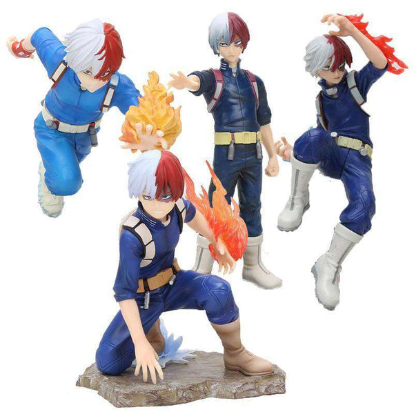My Hero Academia Todoroki Figure