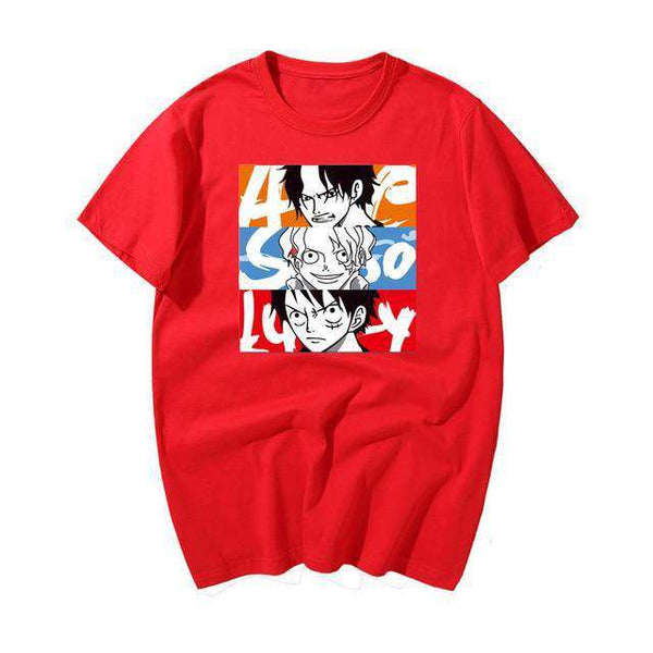 One Piece Brothers T Shirt