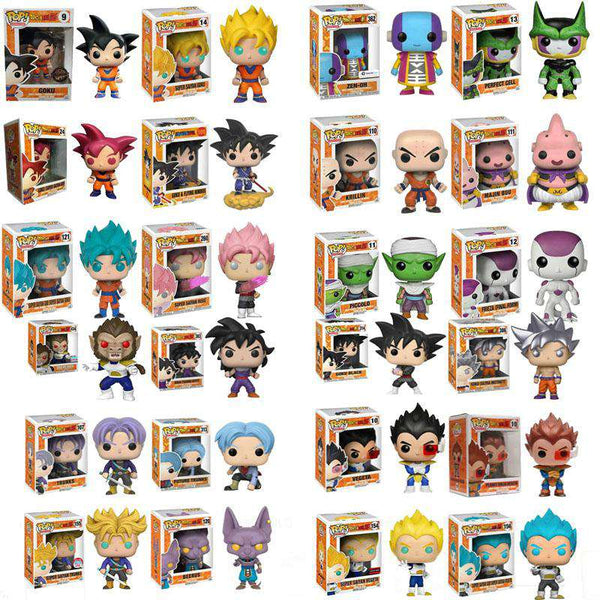 Dragon Ball Funko Aoina