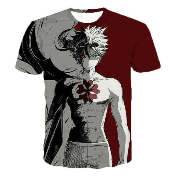 Black Clover Demon Asta T-Shirt Collection
