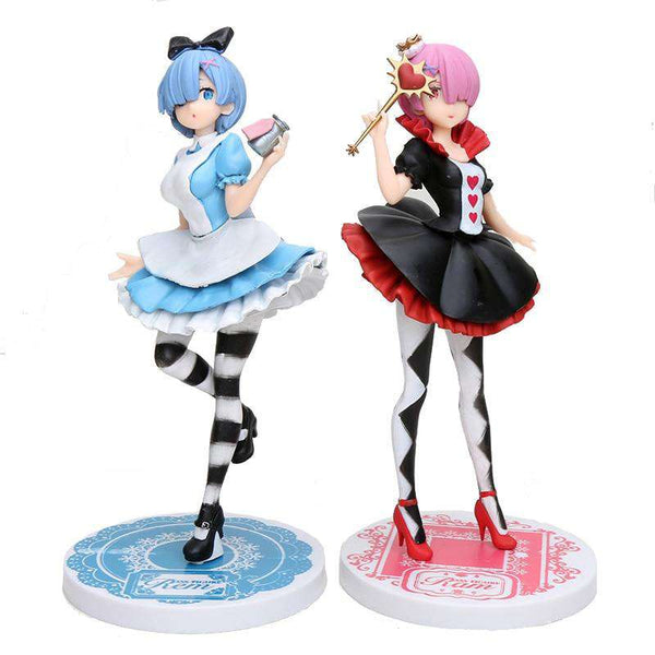 Re:zero Ram/Rem Action Figure
