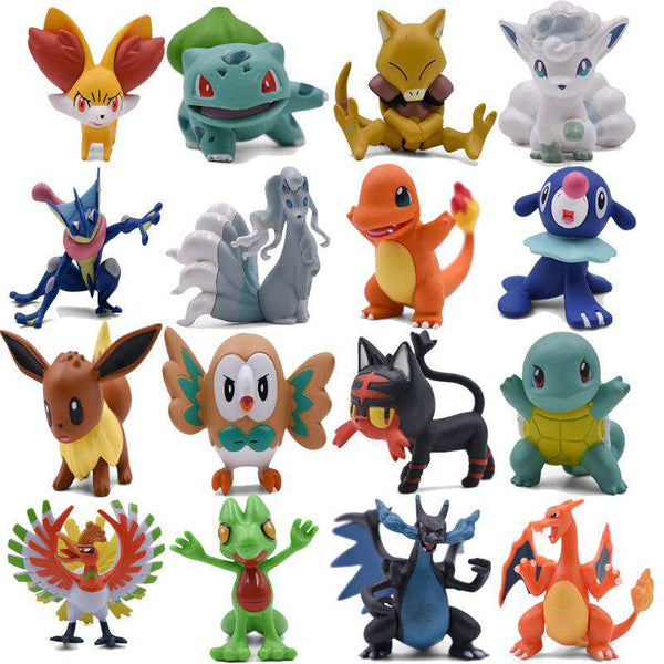 Pokemon Figure Collection