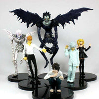 Death Note 6PC مجموعه شکل اکشن
