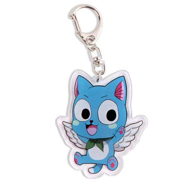 Fairy Tail Keychain