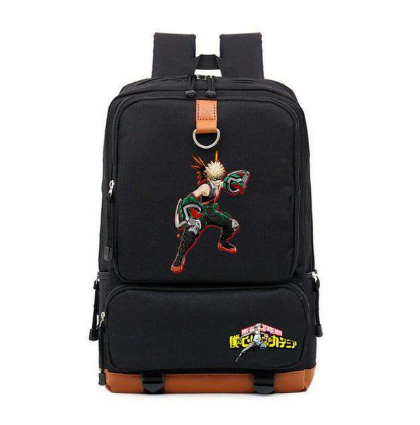 My Hero Academia School Backpack