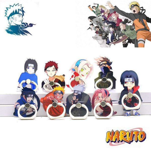 Naruto Anime Phone Keyrings