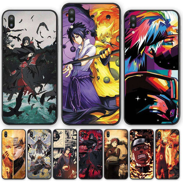 Naruto Samsung Phone Case Collection