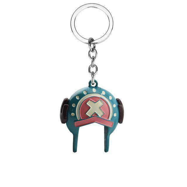 One Piece Anime Tony Tony Chopper Keychain