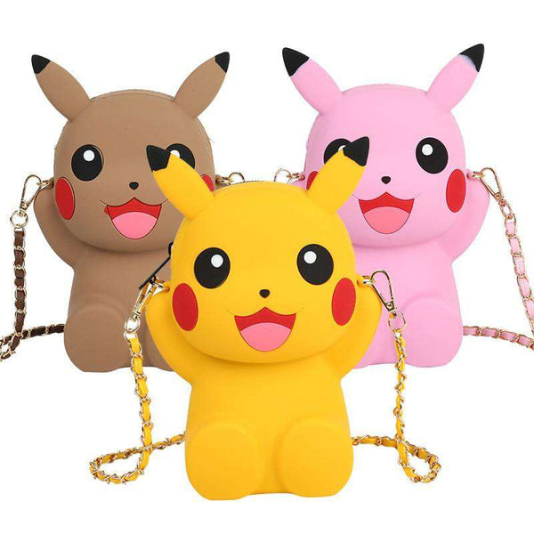 Pokemon Pikachu Bag