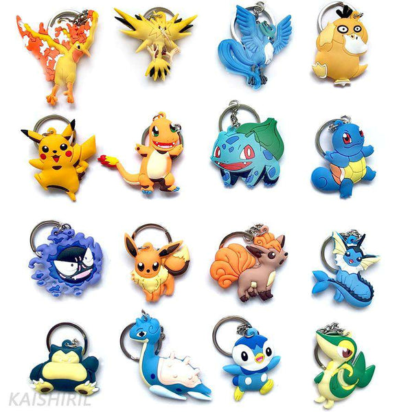 Pokemon Keychain Collection