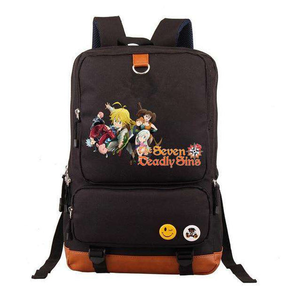 The Seven Deadly Sins Backpack
