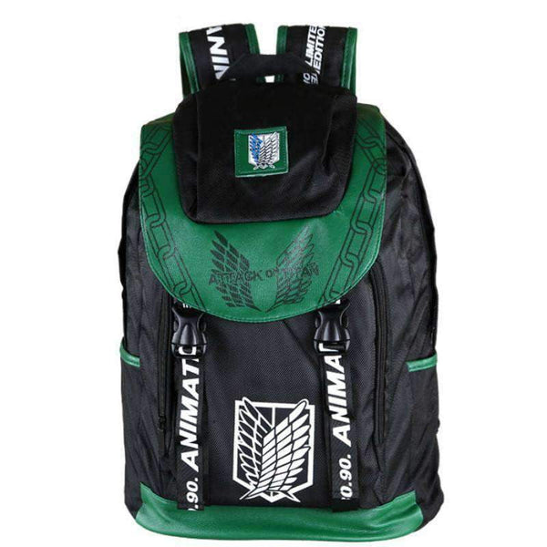 Attack on Titan Anime Backpack