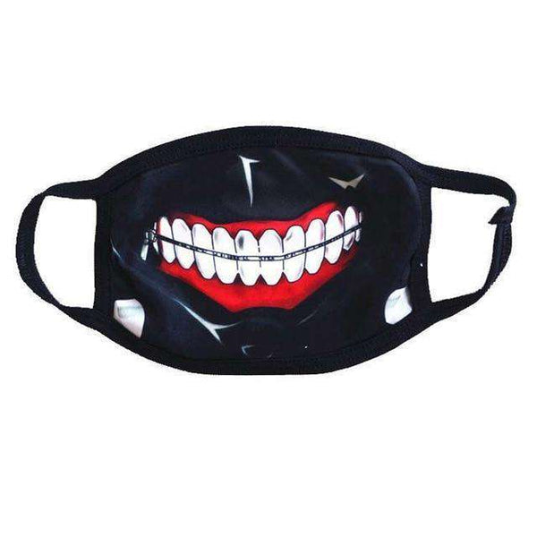 Tokyo Ghoul Cosplay Mask