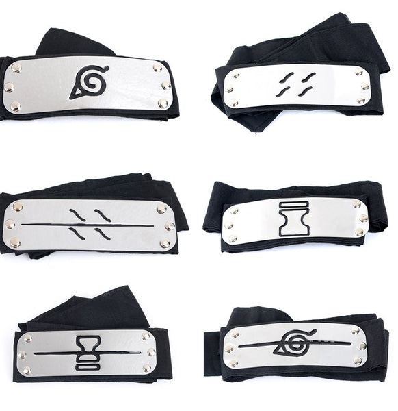 Naruto Ninja Headbands