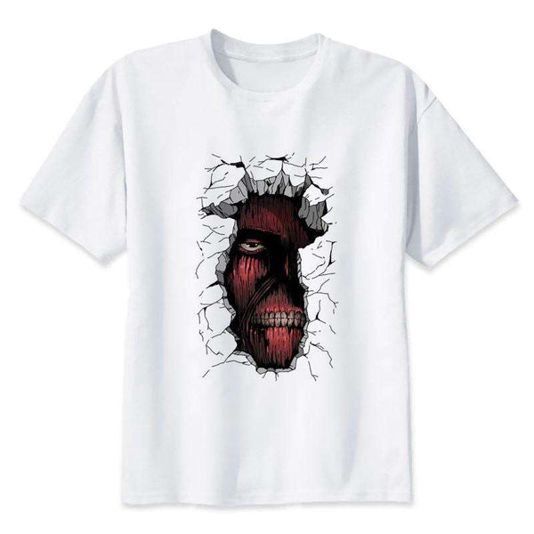 Attack on Titan Face T-Shirt