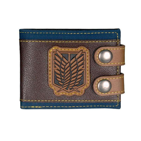 Serangan pada Titan Leather Wallet