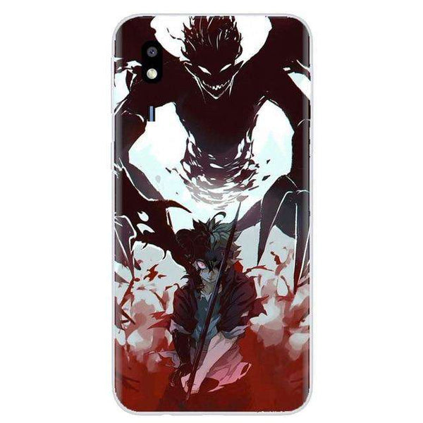 Black Clover Huawei Honor Phone Cases