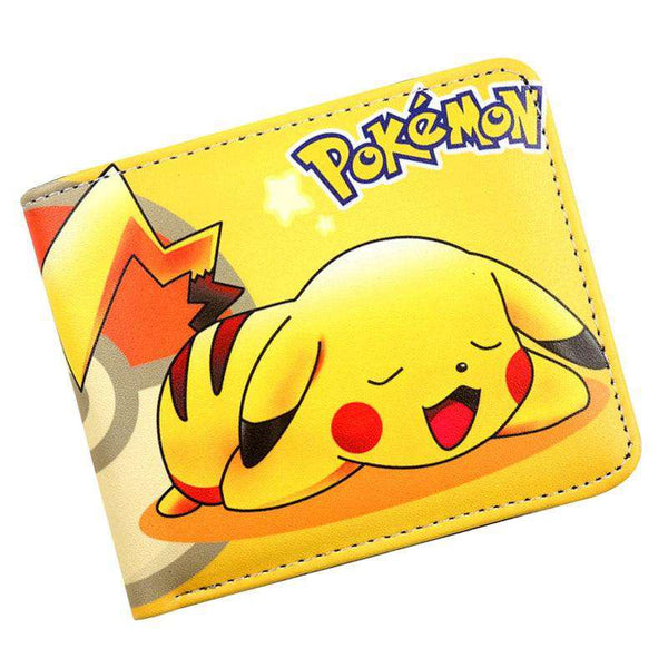 Pokemon Pikachu Wallets
