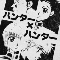 تی شرت Hunter X Hunter Manga