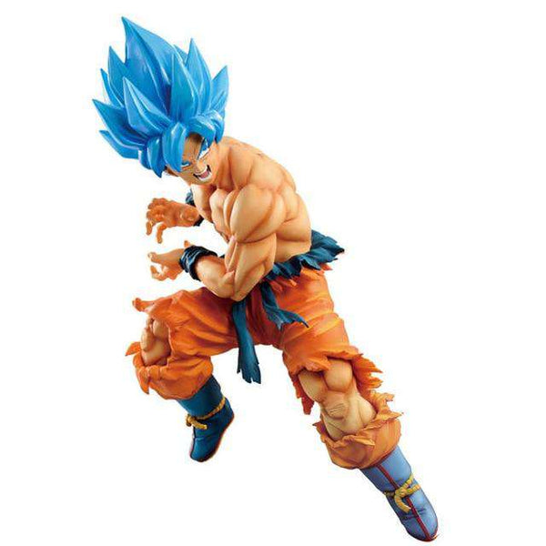 Dragon Ball Super God Goku & Vegeta Action Figures