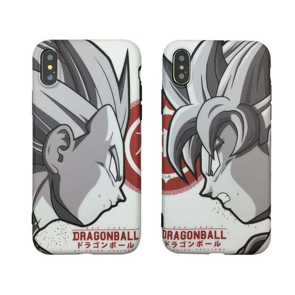 Dragon Ball Goku Vegeta IPhone Case