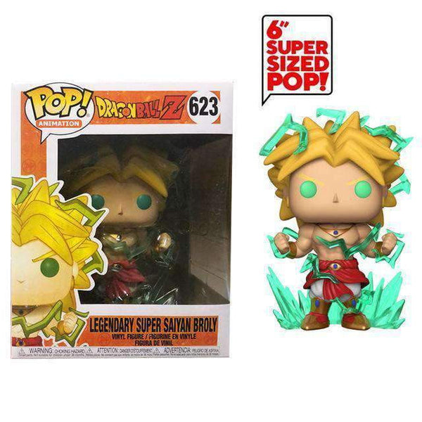 Dragon Ball Z Broly Funko POP