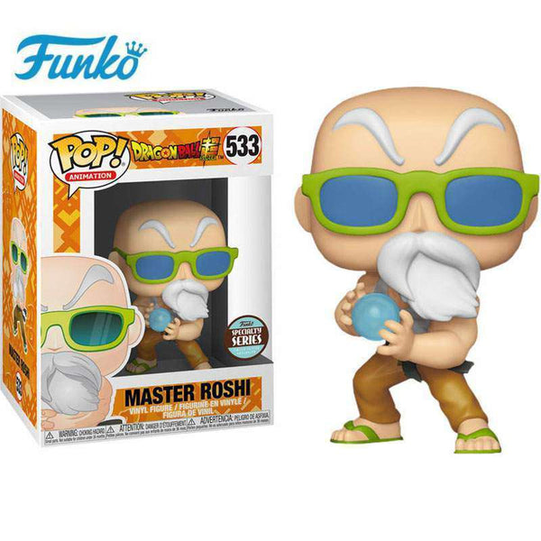 Dragon Ball Z Master Roshi Funko Pop