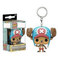 One Piece Anime Tony Tony Chopper Funko POP Llavero