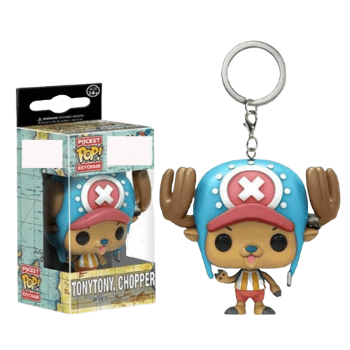 Аніме Tony Chopper Tony Chopper Funko POP брелок