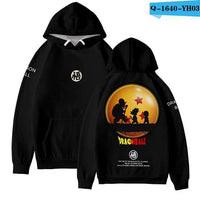 Sudadera con capucha Dragon Ball Z