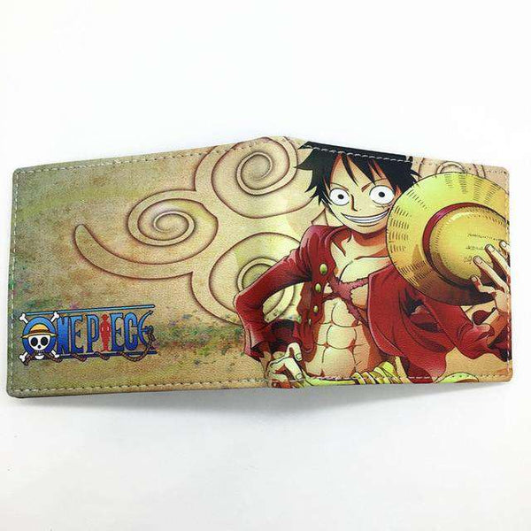 One Piece Wallet Set