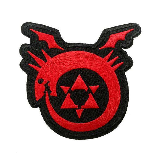 Fullmetal Alchemist FMA Patches