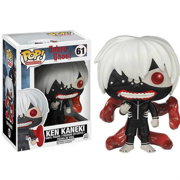 Funko POP Anime Tokyo Ghoul Figures