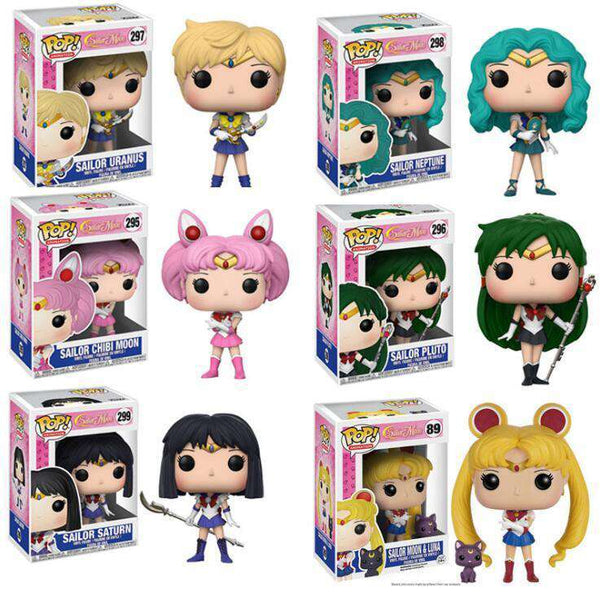 Funko POP Sailor Moon Collection